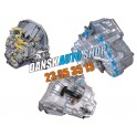 Ford Powershift Aut-gearkasse / DSG 6-gear