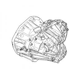 PF6 054 PF6054 OPEL MOVANO RENAULT MASTER PRIMASTER RENOVERET GEARKASSE