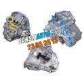 Renoveret gearkasse TOYOTA AURIS 1,6 VVTI 6 gear.