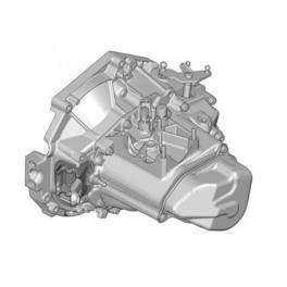 20CP58 Renoveret gearkasse  Peugeot Citroen Part nummer 2222 RX